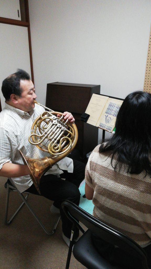 福岡のホルン教室|林ホルン教室(福岡、京都)